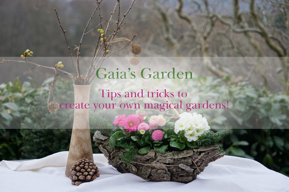 Gaia's Garden * livingbewitchingly.com