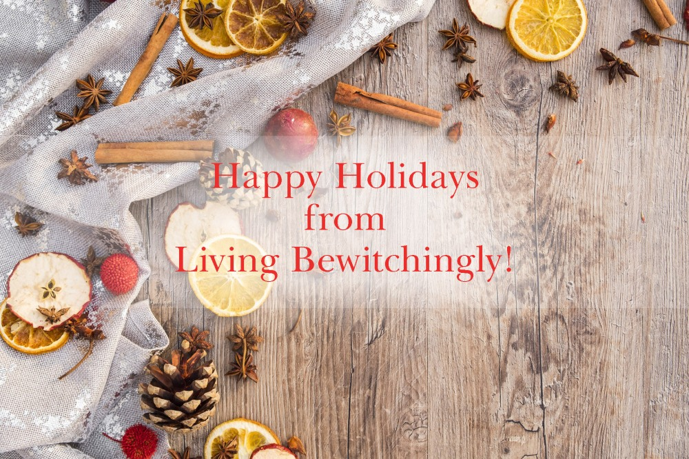 Happy Holidays from Living Bewitchingly!