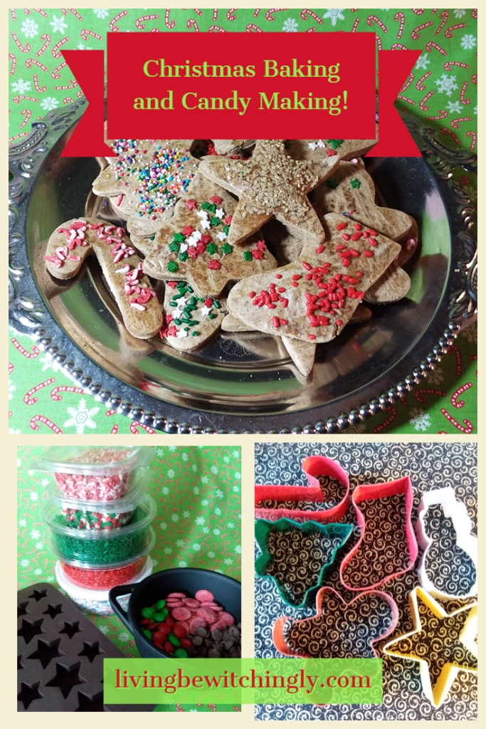 Christmas Baking and Candy Making! livingbewitchingly.com
