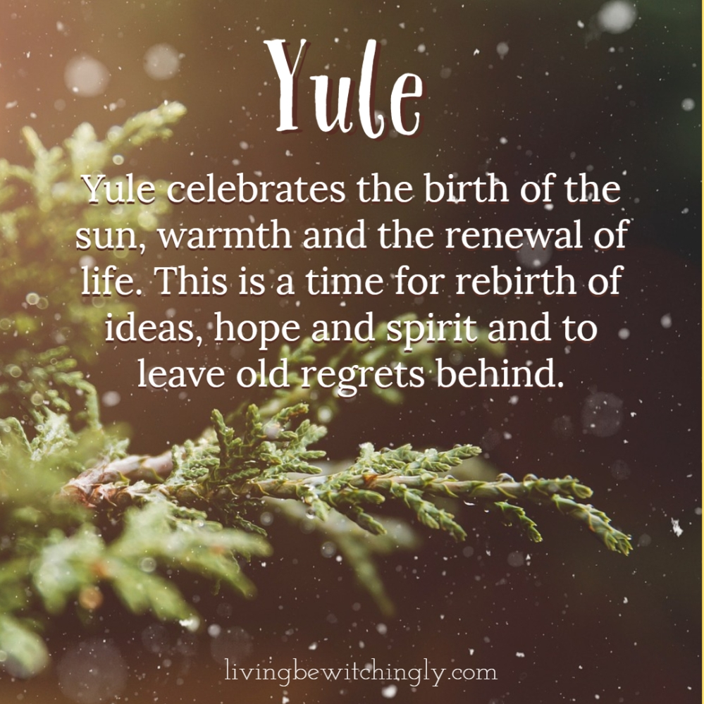 Yule - livingbewitchingly.com