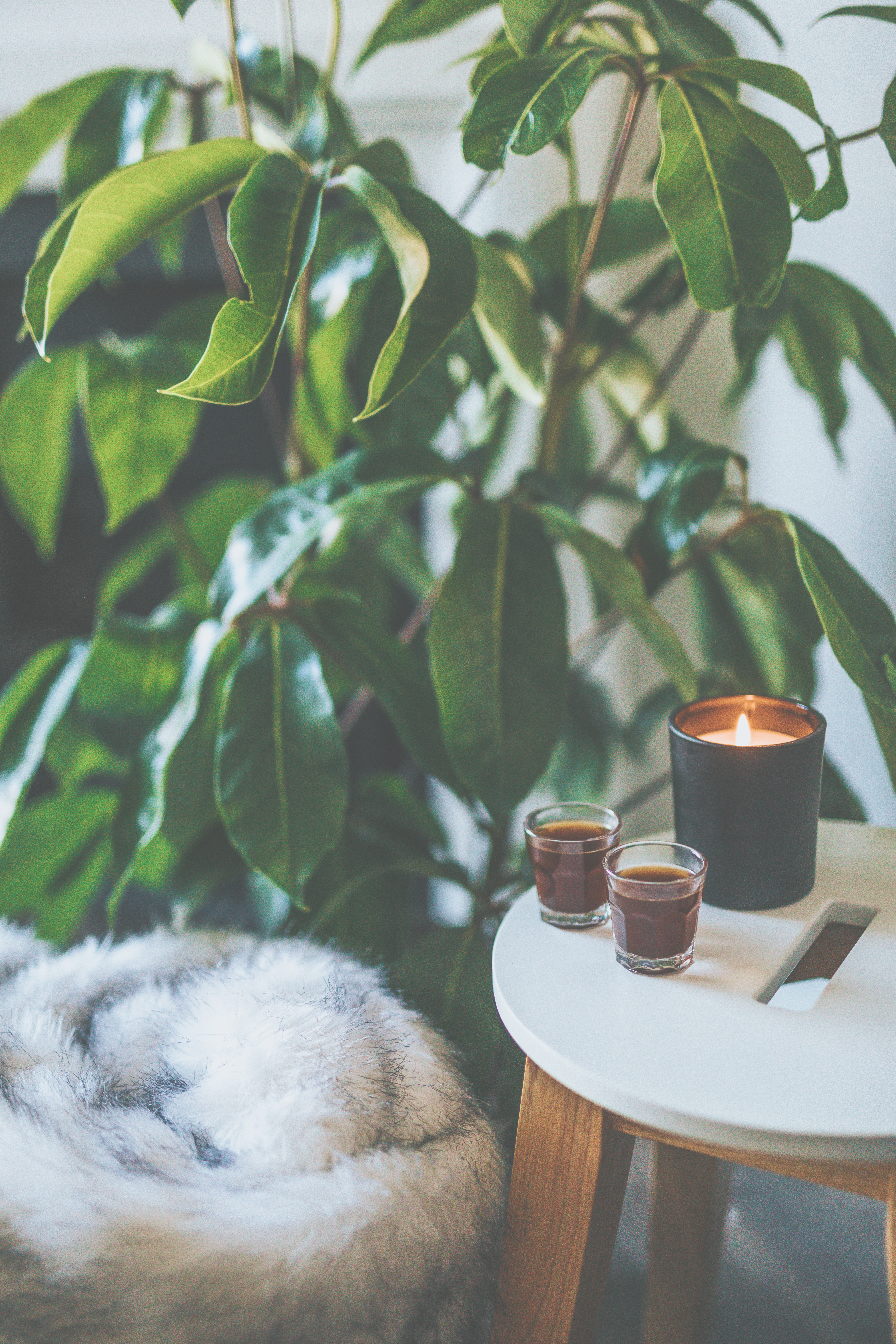 a gentle healing home - decorating for the senses - hygge